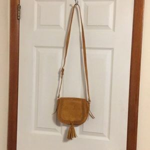 NWOT Old Navy Cross Body Saddle Bag